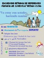 ENCUENTRO REGIONAL DE REFERENTES PASTORAL DE JUVENTUD – REGION CUYO